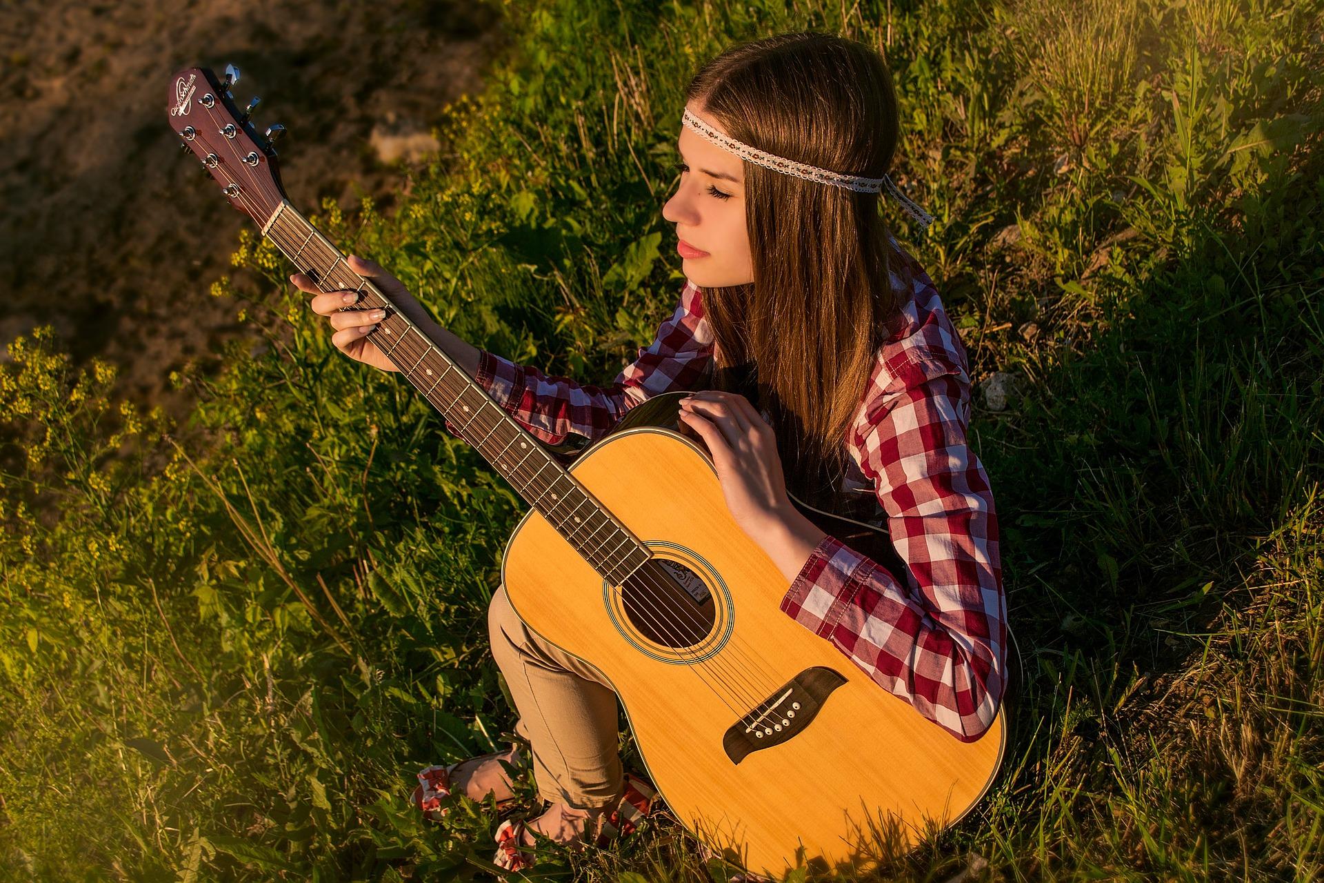 Muzyka – sposób wyrażania siebie
